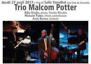Trio Malcolm Potter