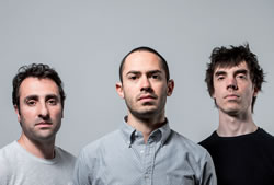 Thomas Delor Trio