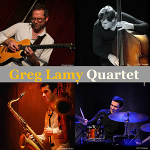 Greg Lamy Quartet