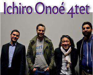 Ichiro Onoé 4tet