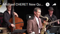 Michael Cheret New Quartet