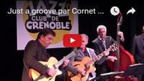 Cornet Double au Jazz Club de Grenoble le 12 Janvier 2017