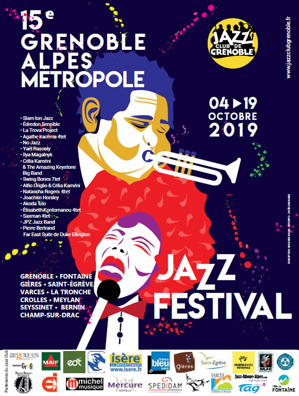 15ème Grenoble Alpes Métropole Jazz Festival