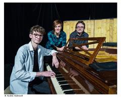 Dominique Mollet Trio
