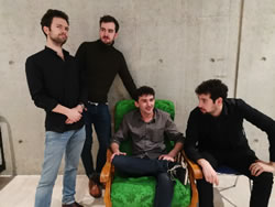 Gaspard Baradel Quartet